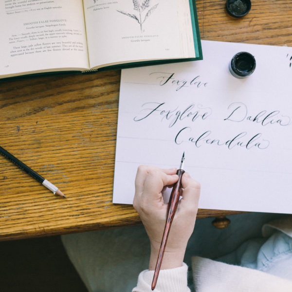 Handwritten Calligraphy